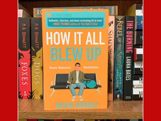 How it all blew up - Arvin Ahmadi
