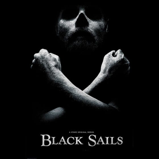 Black Sails logo