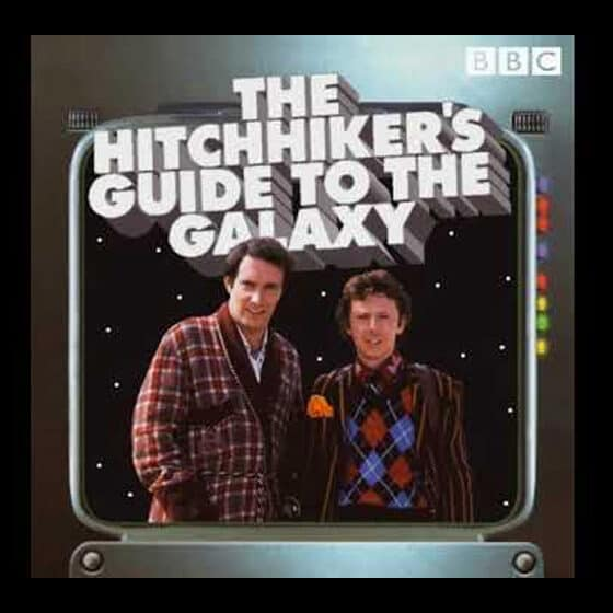 Hitchikers Guide to the Galaxy